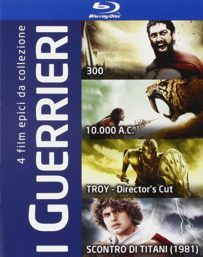 I guerrieri [Blu-ray] [IT Import]