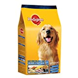 Pedigree Adult Chicken And Vegetable Dog Food, 10 Kg