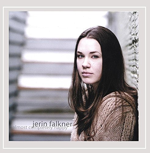 CD : JERIN FALKNER - Almost Completely Happy