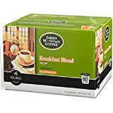 Green Mountain Coffee, K-Cup, Breakfast Blend Decaf for Keurig Brewers, 80 Count K-Cups