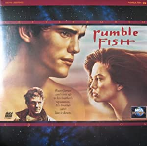 Share facebook twitter pinterest 5 used from 6 98 see all for Rumble fish summary