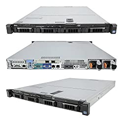 High-End DELL PE R420 2 x 2.10Ghz E5-2450 8C 192GB 3x 600GB SSD 5x 1TB (Certified Refurbished)