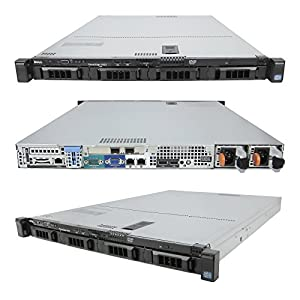 Mid-Level Enterprise DELL PE R420 2 x 2.40Ghz E5-2440 6C 96GB 4x 1TB (Certified Refurbished)