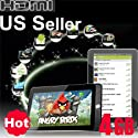 7 Inch Android 2.3 Tablet Capacitive Multi Touch Screen 512mb Ram/1ghz