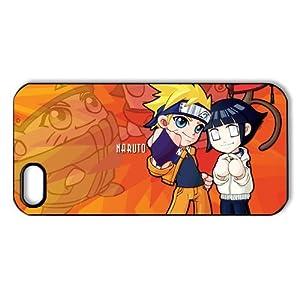 ePcase Cute Uzumaki Naruto and Hyuga Hinata From Naruto Printed Hard Protective Case Cover for Apple iPhone 5