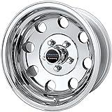 "American Racing Custom Wheels AR172 Baja Polished Wheel (17x8""/5x139.7mm, 0mm offset)"