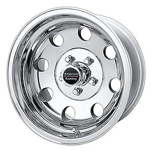 """American Racing Baja AR172 Polished Wheel (16x8""""/8x6.5"""")"""