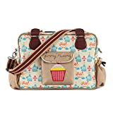 Pink Lining Yummy Mummy Baby Changing Nappy Bag - Birdcage