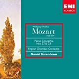 モーツァルト:ピアノ協奏曲第22番&第23番
