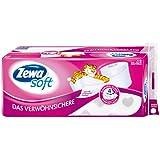 """Zewa Soft Toilettenpapier """"Das Verwöhnsichere"""", 20 Rollen"""