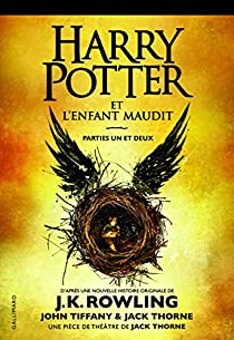 Harry Potter et l'Enfant Maudit par Thorne
