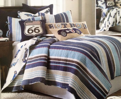 Boys Bedding Cars front-144949
