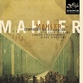 Mahler: Symphony No. 4/Adagietto