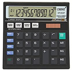 Orpat OT 512 T Calculator