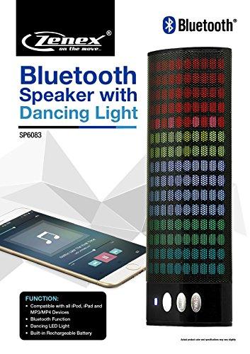 Zenex-Dancing-Lights-Wireless-Speaker