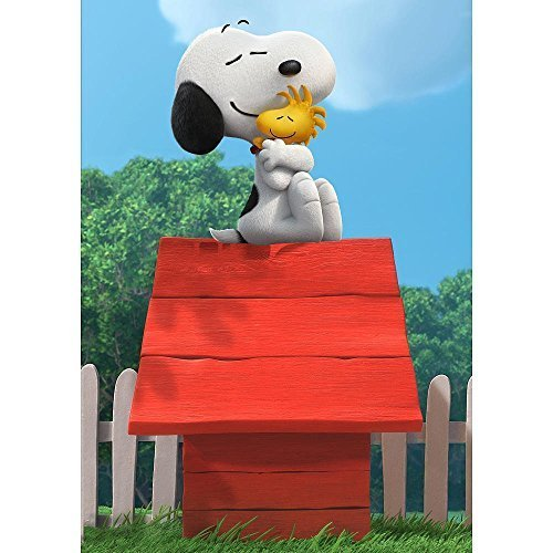 Ceaco Snoopy & Woodstock Peanuts 100 Piece Jigsaw Puzzle