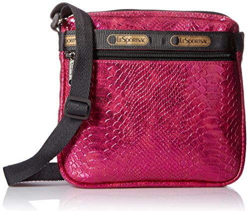 lesportsac-crazy-for-color-shellie-cross-body-bag-pink-snake-one-size