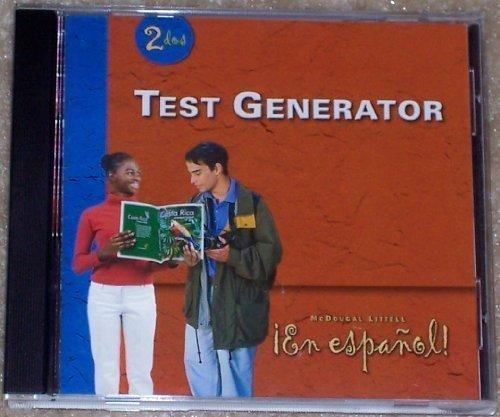 En Espanol Test Generator (2 dos)