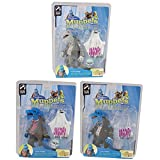 The Muppets Show Uncle Deadly Exclusive Figure Set Of 3
