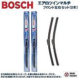 BOSCH エアロツインマルチ ウィングロード【型式:WFY11 年式:H13/10~H17/10】フロント左右2本セット