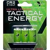 Viridian CR2 3 Volt Lithium Battery, 3-Pack
