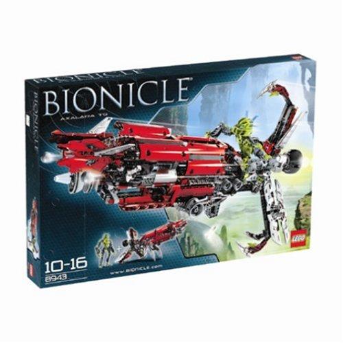 LEGO Bionicle 8943: Axalara T9