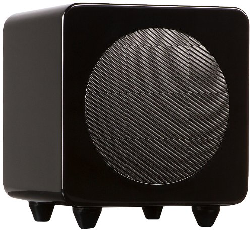 Kanto Sub6Gb 6-Inch Powered Subwoofer (Gloss Black)