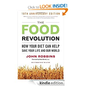 Kindle Daily Deal: The Food Revolution