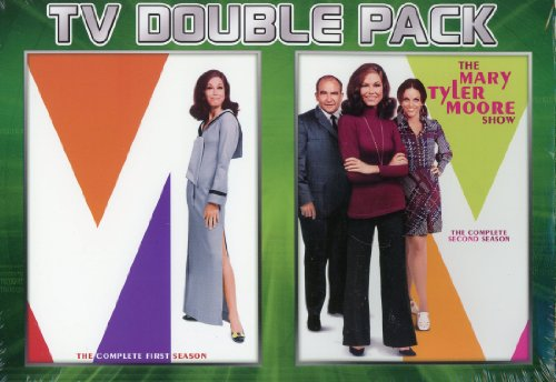 The Mary Tyler Moore Show- TV Double Pack (Season 1 & 2)