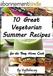 10 Great Vegetarian Summer Recipes fo...