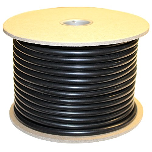 .039'' (1 Mm) Buna-N O-Ring Cord Stock, 70A Durometer, 0