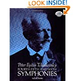 Fourth, Fifth and Sixth Symphonies in Full Score (Dover Music Scores)