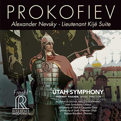 SACD : PROKOFIEV / UTAH SYMPHONY / KOLOSOVA - Alexander Nevsky