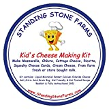 Kids Cheese Making Kit for Ages 6 and Up