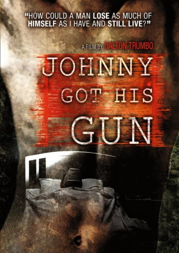 a point of view of an infantryman in johnny got his gun by dalton trumbo