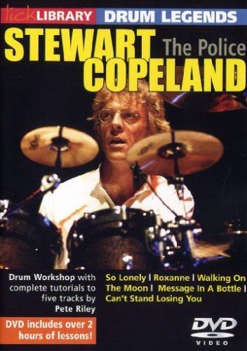drum-legends-stewart-copeland-dvd
