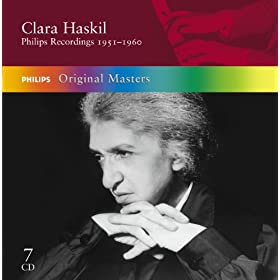 Clara Haskil - Philips Recordings 1951-1960 (7 CDs)