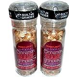 Trader Joe's Cinnamon Sugar Grinder - 2 Pack