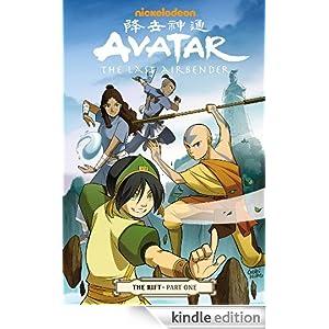 Amazon.com: Avatar: The Last Airbender - The Rift Part 1