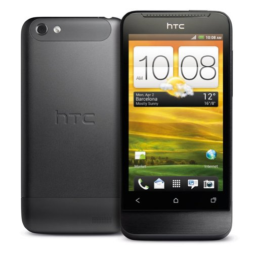 "Htc One V Unlocked Gsm Android Smartphone W/ Beats Audio Sound, 3.7"" Super Lcd2 Touchscreen And 5Mp Camera"