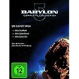 Spacecenter Babylon 5 - Collection 37 DVDs