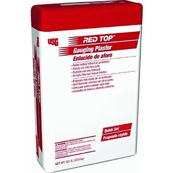 Plaster walls vs drywall car interior design for Red top gypsum plaster