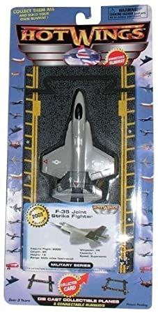 Hot Wings Joint Strike Fighter by Hot Wings Planes