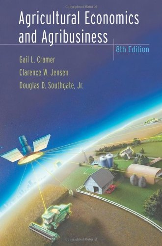 Agricultural Economics and Agribusiness