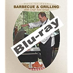 Dare To Cook: Barbecue & Grilling [Blu-ray]