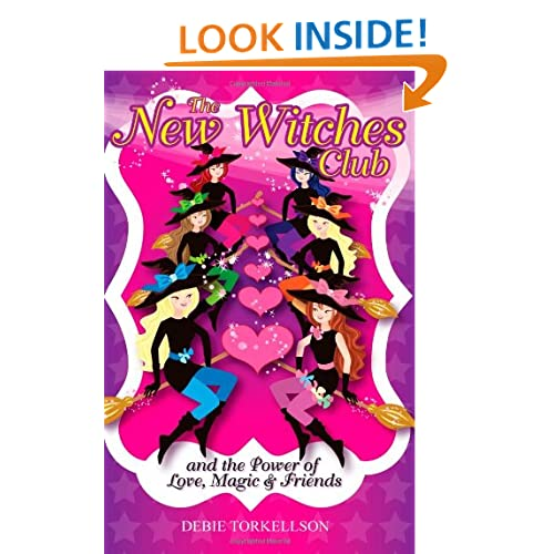 The New Witches Club and the Power of Love, Magic and Friends