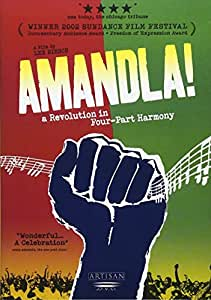 Amandla!: A Revolution in Four-Part Harmony