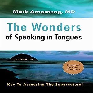 The Wonders of Speaking in Tongues Audiobook