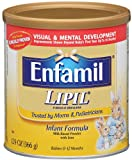 Enfamil LIPIL Powder with Iron - 12.9 oz. ( 6 Pack)