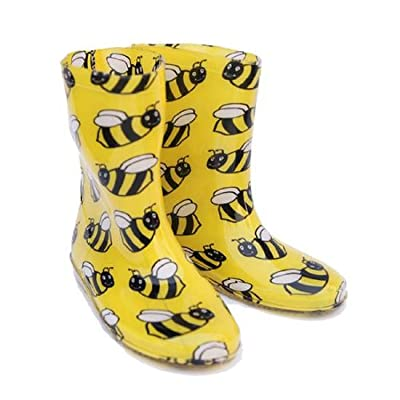 Bee Wellies